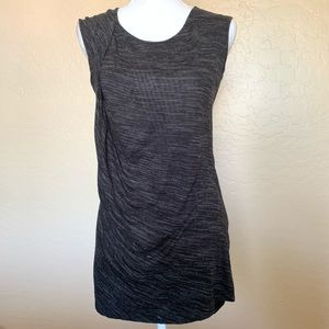 White House Black Market Sleeveless Tunic Top